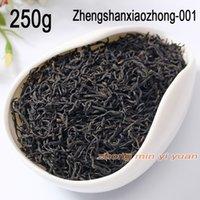 chá de estômago venda por atacado-2018 top premium chá preto lapsang souchong 250g chá vermelho saudável comida verde estômago quente zhengshanxiaozhong + Entrega Gratuita