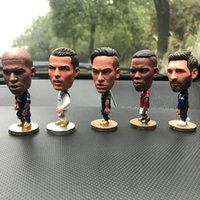Wholesale Car decoration C Ronald Football Club car decoration Real Madrid Barcelona Juventus Football League car accessories C19011801