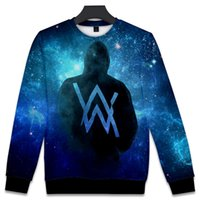 KELUOXIN Fashion DJ Alan Olav Walker 3D Hoodies Men Women Hip Hop Pullovers  Sweatshirt Capless Alan Walker Sudaderas 07b6e8a3a7ae