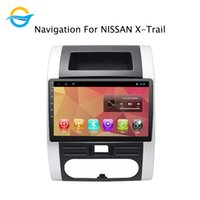 Wholesale mirror android tv resale online - Car Radio Multimedia Video Player Navigation GPS Android inch support Mirror Link ForNissanX Trail2008 car dvd