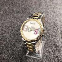 relojes de lujo aaa al por mayor-Cuero de lujo de la marca del reloj W119 mecánicos relojes de cuarzo relojes para mujer para hombre de la banda de acero Parejas de piel watchs CalidadAAAADIVINAR
