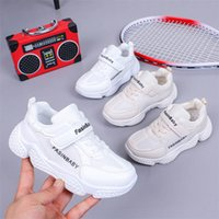 Wholesale children toddler shoes lights resale online - Boys Sneakers Girls Kids Shoes Light Breathable Casual Sneaker Spring Autumn Children Shoes Toddler Baby Girl