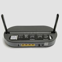 himbeere pi freies verschiffen großhandel-HUAWEI GPON / EPON ONU HS8145V HGU-Dualband-Router 4GE + WLAN 2,4 GHz + 5 GHz FTTH-Modus ONT Gleiche Funktion wie HG8245U HG8245Q2