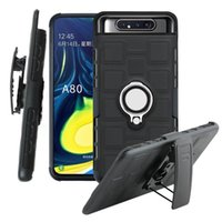 Wholesale note sumsung for sale – best 3 in phone Cases For Sumsung A80 Cover Full Protection Hard Anti collision covers For Sumsung S10 Plus Note iPhone Coque