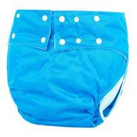 Wholesale diaper men for sale - Group buy 10 Color Mix Adult Washable Cloth Diaper Adjustable Reusable Ultra Absorbent Incontinence Pants Nappy Leakproof Diaper Pants For Men Women