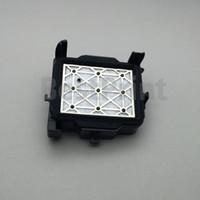 верхний растворитель оптовых-Бесплатная доставка DX5 печатающая головка на основе растворителя совместимая крышка укупорочной станции для Mimaki JV33 JV5 CJV30