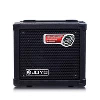ingrosso volume dell'altoparlante dell'amplificatore-100% originale JOYO DC-15 Amplificatore per chitarra acustica basso elettrico Multi effetti Altoparlante stereo Controllo volume digitale Amp