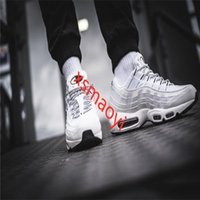 Wholesale air running 95 for sale - Group buy Drop Shipping Running Shoes Boots Authentic s New Walking Discount Sports Shoes Size hococal Men Airs Cushion OG Sneake
