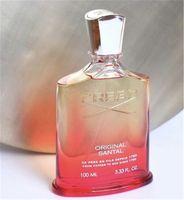 Wholesale original perfumes resale online - The best sale Green Faith Original Vetiver Creed Red Original Santal Men s Taste Perfume for men cologne ml ml high fragrance for men