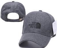 filho do cayler bones venda por atacado-2019 Marca Cayler Sons O Norte Caps Hip Hop Rosto strapback Bonés de Beisebol Adulto Snapback Sólidos Osso De Algodão Europeu Americano moda chapéus
