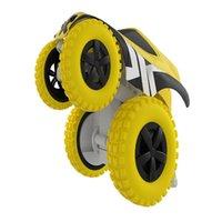 elektrikli kapalı yol oyuncak arabası toptan satış-Silverlit MİNİ FOLD XS Araba Off-Road Yarışı Otomobil Boy Uzaktan Kumandalı Araba Yarışı Çocuk Elektrikli Oyuncaklar Arabalar 5Y + 07