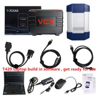 Wholesale lenovo hdd resale online - VXDIAG Multi Diagnostic Tool for Full Brands HONDA GMVW FORD MAZDA TOYOTA PIWIS Subaru VOO BMW BENZ with TB HDD Lenovo T420