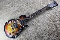 jack de loja venda por atacado-O envio gratuito de menos Jack Daniels guitarra padrão de alta qualidade loja de costume da guitarra elétrica
