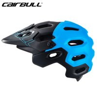 Wholesale bicycle helmet road size l for sale - Group buy CAIRBULL New Cycling Helmet MTB Down Hill Bicycle Sports Safety Cap Ultralight Women Men OFF ROAD Mountain Bike Helmet M L Size