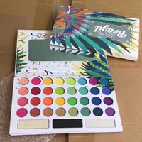 Wholesale Hot Top New Arrival Color TAKE ME BACK TO BRAZIL EyeShadow Palette Free DHL