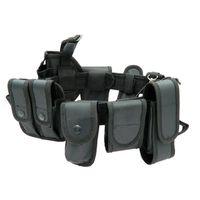 taktik torba toptan satış-Çok fonksiyonlu Güvenlik Kemerleri Açık Taktik Eğitim Politikaları Bekçi Yardımcı Seti Kılıfı Kemer ile Görev Kemer Kemer