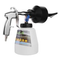 pistola de água de alta pressão de limpeza venda por atacado-Portátil de Alta Pressão de Limpeza Ferramenta de Cuidados Com o Interior Do Carro Arruela Para Lavagem de Água-Gun Inferior Nos Plug
