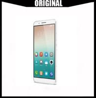 huawei telefones celulares na índia venda por atacado-Firmware internacional huawei honor 7i 4g lte celular android 5.1 5.2