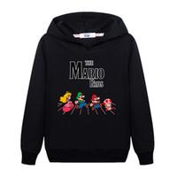 Kaufen Sie im Großhandel Kinder Schwarzes Sweatshirt 2019 zum ...