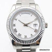 homens relógios de luxo china venda por atacado-Relógios de alta qualidade china relógios planeta oceano relógio relógios automáticos Mans luxo mechinal assistir 40 milímetros tamanho vidro de safira