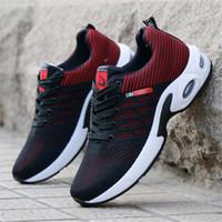 erkek koşu ayakkabıları en düşük fiyatları toptan satış-Çin Fabrika Moda Düşük Fiyat Dayanıklı Dantel-up Kaymaz Erkek Spor Koşu ayakkabıları ve spor ayakkabıları