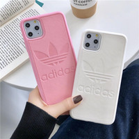 id card plastic pouch 도매-아이폰 7 8 플러스 패션 새로운 디자이너 하이 엔드 TPU 아이폰 케이스 무료 배송 원피스 고급 아이폰 XR 전화 케이스