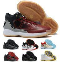 derrick rose neue schuhe großhandel-D Rose 10 10s Basketball-Schuh-Turnschuhe Derrick Rose X 10. MVP Bounce Brown Hohe SMan Männer 2020 neue Ankunfts-Boots-Trainer-Schuhe