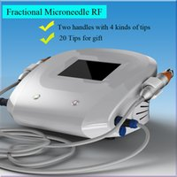 Wholesale beauty mark for sale - Thermage Radio Frequency manufacturer portable fractional rf microneedle thermagic machine radio frequency Stretch marks removal beauty