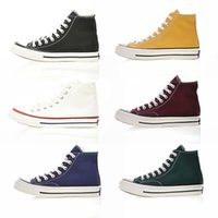 Wholesale open shoes canvas for men for sale - 2018 Classic Shoes Designer Canvas Sports Running Shoes for Men Sneakers Women Casual VulcanizationTrainers With box