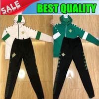 chaquetas de fútbol verde al por mayor-