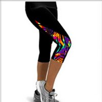 medias de ropa de fitness al por mayor-Venta caliente Ropa Mujer Fitness Yoga Pantalones deportivos Pantalones de yoga sexy Deportes Running Medias calzas deportivas mujer