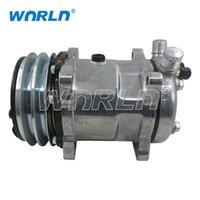 resfriamento do compressor venda por atacado-Universal compressor para 508 5H14 2PK Auto Ac bombas de refrigeração