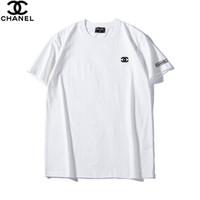 nueva camiseta de los hombres al por mayor-Nueva marca Para hombre Diseñador Camisetas Hombre T Shirt Short Tees Mujer Ropa diseñador Camiseta CHAN
