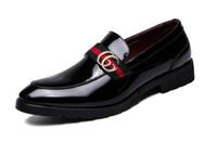 yeni ayakkabılar toptan satış-Yeni erkekler loafer'lar El Yapımı Rahat Balo Quinceanera nakış erkek Rahat Ayakkabılar oxford ayakkabı büyük boy: ABD 6.5-US 13 780