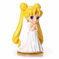 бесплатные сексуальные куклы для секса оптовых-Sailor Moon Qposket Сексуальная Аниме Фигурка Art Girl Большие Сиськи Токио Япония Аниме Игрушки Секс Кукла Взрослых Продуктов Бесплатная Доставка