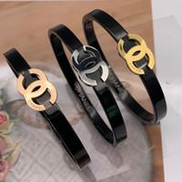 braguettes pour l'amitié achat en gros de-SHE WEIER amitié bracelets bracelets chaîne breloques bracelet femme cadeaux pour femmes bijoux en acier inoxydable braslet bizuteria 2019