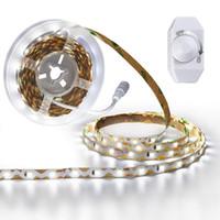 sob o espelho venda por atacado-Dimmable CONDUZIU as Luzes de Tira Kit 16.4ft 300 LEDs Luzes Da Fita para DIY Espelho De Vaidade Sob Tiras de Iluminação Do Armário Macio Branco