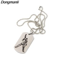 colgante de mercurio al por mayor-P3448 Dongmanli Singer Band Music Art Freddie Mercury Acero Inoxidable Collar Colgante Joyería Fans Regalo Dropshipping