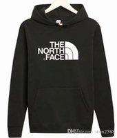 xxl pull femme achat en gros de-Livraison gratuite face femmes et hommes de mode t-shirt la veste de marque à capuche de luxe nord Top Top qualité nouveau pull A + 851422 gilet