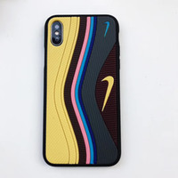 Wholesale Hot High end D Silicone Luxury phone case for iphone X XS XR Xs Max Plus Top Quality Designer Cover Case