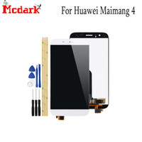 Wholesale screen for inch smartphone for sale - LCD Screen For Huawei Maimang D199 Inch Replacement Accessories LCD Display Touch Screen for Huawei G7 Plus Smartphone