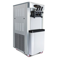 máquinas de gelo venda por atacado-tipo vertical máquina macia comercial do gelado do saque máquina macia do gelado da máquina do gelado do saque for sale