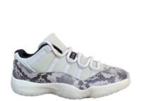 hakiki deri yılan derisi toptan satış-11 s yılan derisi düşük yılan ayakkabı 11 gerçek karbon fiber üst Fabrika Sürüm Hakiki Deri Basketbol Ayakkabı mens eğitmenler Yeni 2019 Sneakers