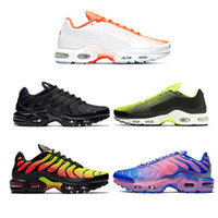 Wholesale black running shoes prices resale online - Popular in Men Women Running Shoes Mens Trainers Triple White Black Solar Good quality and low price Designer Sports Sneakers