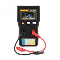 compteur de circuit achat en gros de-MESR-100 ESR Capacitance Meter Ohm Meter Mesure professionnelle Capacitance Résistance Condensateur Circuit Testeur