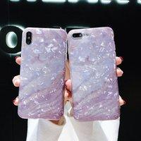 mejores casos de iphone de lujo al por mayor-Diseñador de lujo Casos de teléfono coque Fundas a prueba de golpes de mármol para iPhone X Xs Max Xr 6 7 8 Plus Funda Mejor Calidad