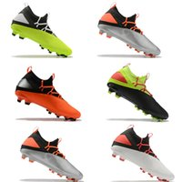 Wholesale ii rubber shoes for sale - Group buy Youth Junior Boys Football cleats Boots Phantom VSN II DF SG Outdoor Soccer Cleats