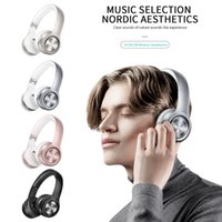 Wholesale wireless usb music headphones online - 100 PICUN P26 Bluetooth Headphones BT4 Stereo Bluetooth Headset Wireless Headphones for Phones Music