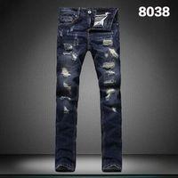 ingrosso jeans di qualità dei ragazzi-20 di colore degli uomini di lusso dei jeans di marca del progettista pantaloni jeans ragazzo modo di alta qualità uomini magro