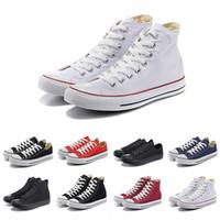 estrelas de esportes quentes venda por atacado-2019 Converse Canvas Shoes 1970s Star All Ox Designer Shoes Hi Reconstructed Slam Jam Black Reveal White Mens Women Sport Sneaker 36-44
